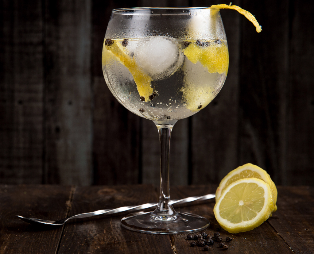 Cocktail mit Vodka